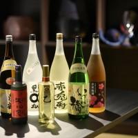 日本酒、焼酎、梅酒、他